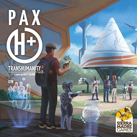 Pax Transhumanity (engl.)
