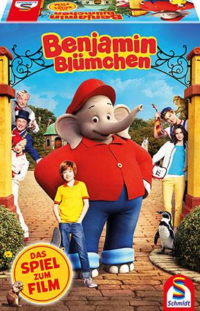 Benjamin Blümchen - Das Spiel zum Film