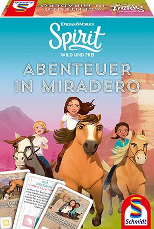 Spirit - Abenteuer in Miradero