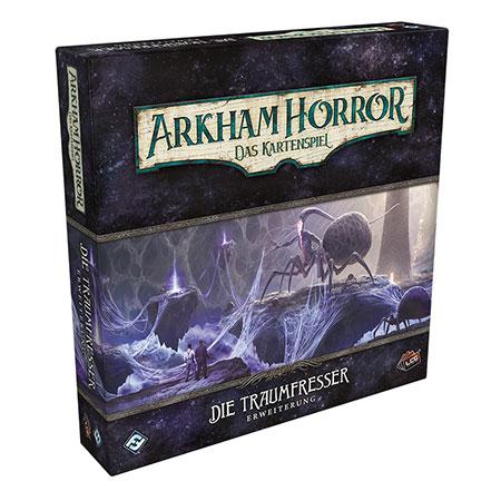 Arkham Horror - Das Kartenspiel - Die Traumfresser Erweiterung