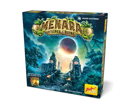 Menara - Rituals & Ruins Erweiterung