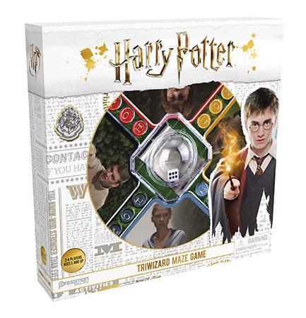 Harry Potter Tri Wizard Maze