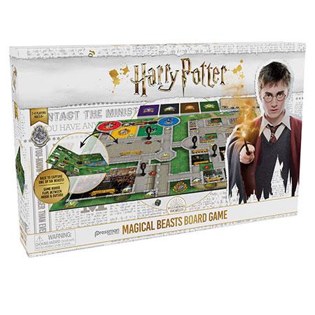 Harry Potter Magical Beasts - Das Brettspiel