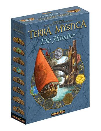 Terra Mystica - Die Händler Erweiterung