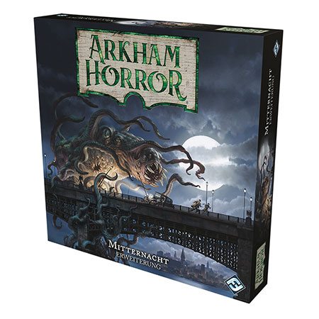 Arkham Horror 3. Edition - Mitternacht Erweiterung