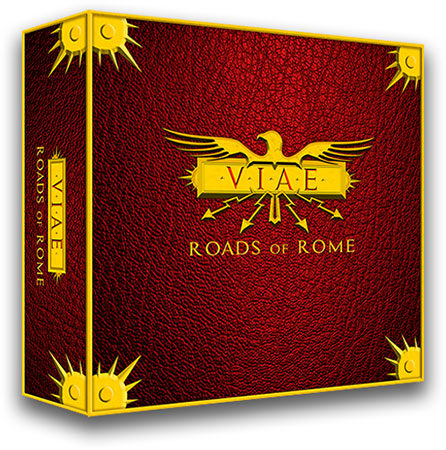 VIAE - Roads of Rome - The Boardgame (engl.)