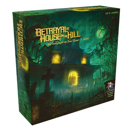 Betrayal at the House on the Hill (dt.)