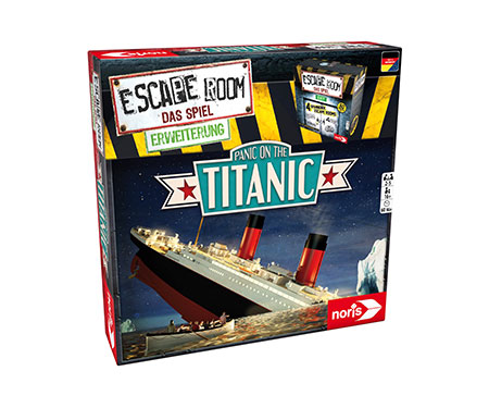 Escape Room - Panic on the Titanic Erweiterung