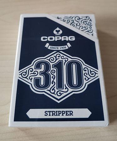 Copag 310 - Stripper Deck