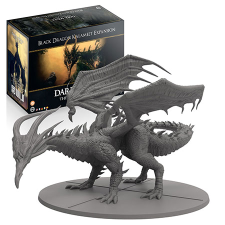 Dark Souls: Das Brettspiel - Black Dragon Kalameet Erweiterung (multil.)