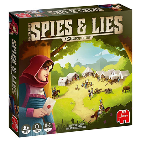 Spies & Lies - A Stratego Story (dt.)