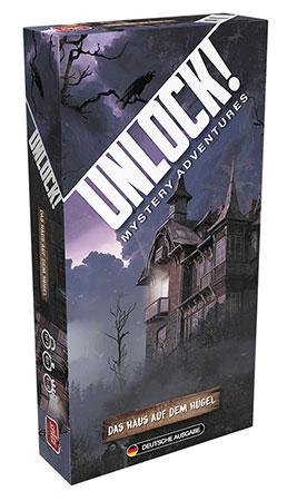 Unlock! - Haus auf dem Hügel Einzelszenario (Box2A)