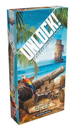 Unlock! - Der Schatz auf Tonipal Island Einzelszenario (Box2C)