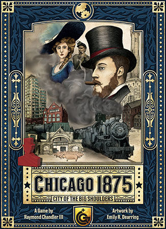 Chicago 1875 - City of the Big Shoulders (engl.)
