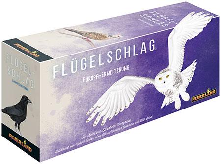 Flügelschlag - Europa Erweiterung