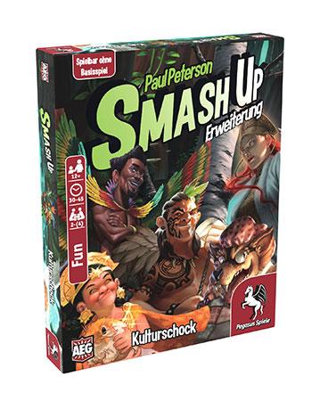 Smash Up! -  Kulturschock