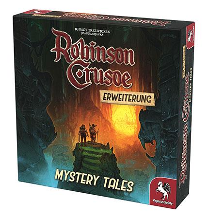 Robinson Crusoe: Mystery Tales Erweiterung