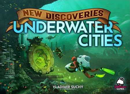 Underwater Cities - New Discoveries Erweiterung (dt.)