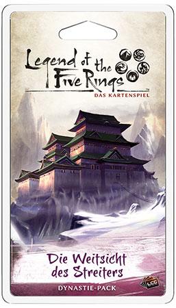 Legend of the 5 Rings - Die Weitsicht des Streiters - Blutsbande Dynastie-Pack (Erbfolge 5)