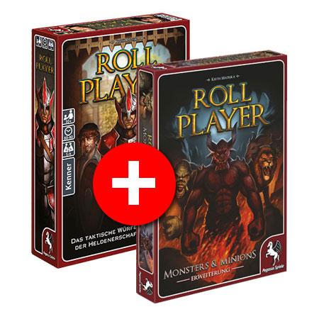Roll Player Bundle (Grundspiel + 1.Erw.)