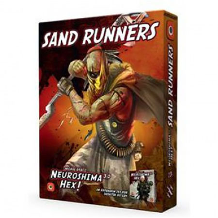 Neuroshima Hex 3.0 - Sand Runners Erweiterung