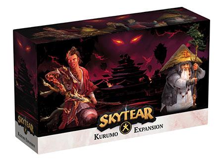 Skytear - Kurumo Expansion 1 (dt.)