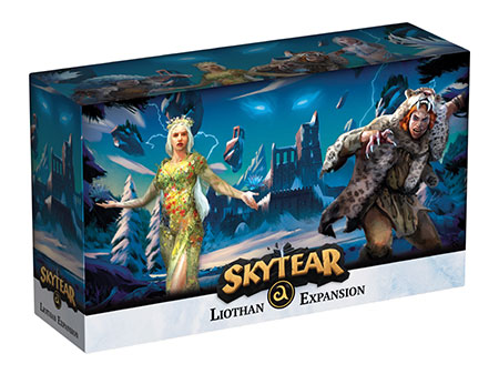 Skytear - Liothan Erweiterung 1 (engl.)