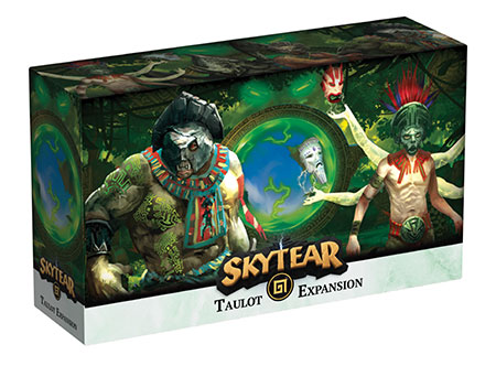 Skytear - Taulot Expansion 1 (FR)