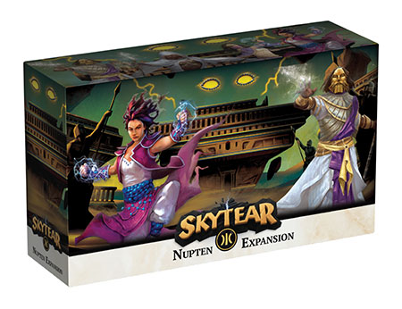 Skytear - Nupten Erweiterung 1 (engl.)