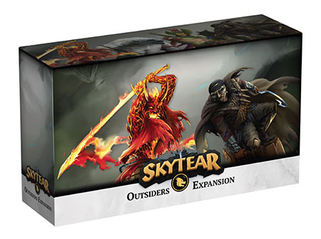 Skytear - Outsiders Expansion 1 (franz.)