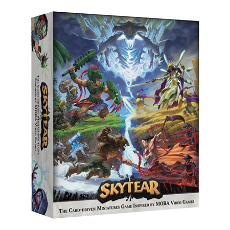 Skytear - Starter Box Season One (dt.)