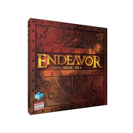 Endeavor - Eine neue Ära Erweiterung