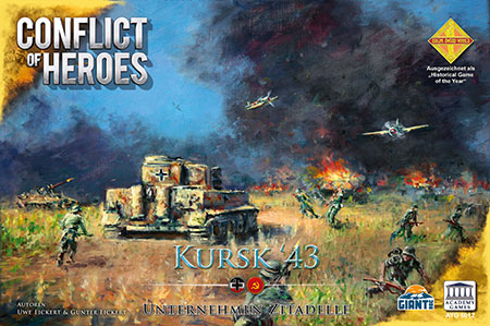 Conflict of Heroes - Kursk 1943 (dt.)
