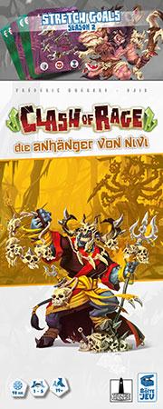 Clash of Rage - Die Anhänger von Nivi Erweiterung