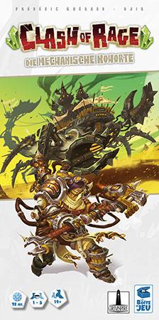 Clash of Rage -  Die Mechanischen Kohorten Erweiterung