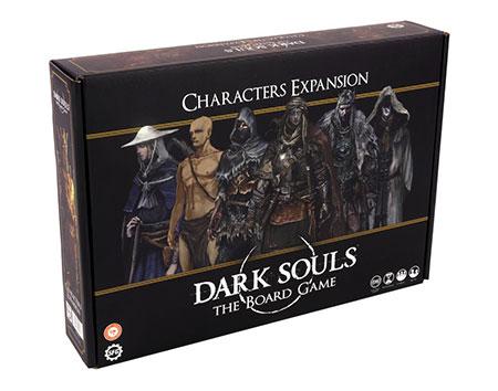 Dark Souls: Das Brettspiel - Charakter Erweiterung (dt.)