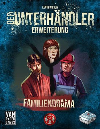 Der Unterhändler - Familiendrama Erweiterung + Stanztabelau