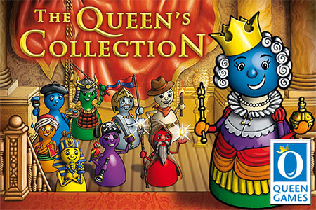 The Queen´s Collection (multil.)