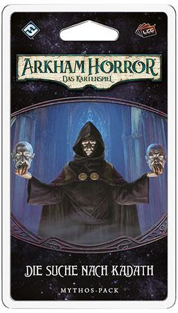 Arkham Horror - Das Kartenspiel - Die Suche nach Kadath Mythos-Pack (Traumfresser 1)