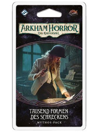 Arkham Horror - Das Kartenspiel - Tausend Formen des Schreckens Mythos-Pack (Traumfresser 2)