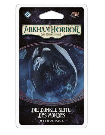 Arkham Horror - Das Kartenspiel - Die dunkle Seite des Mondes Mythos-Pack (Traumfresser 3)