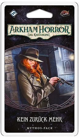 Arkham Horror - Das Kartenspiel - Kein Zurück mehr Mythos-Pack (Traumfresser 4)