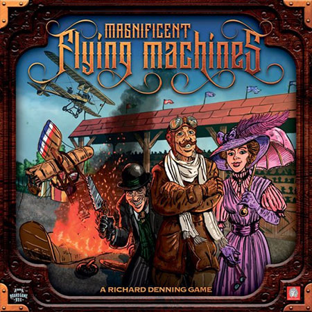 Magnificent Flying Machines
