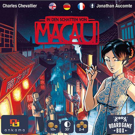 In den Schatten von Macau