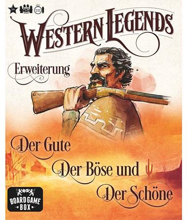 Western Legends - Der Gute, Der Böse und Der Schöne Erweiterung