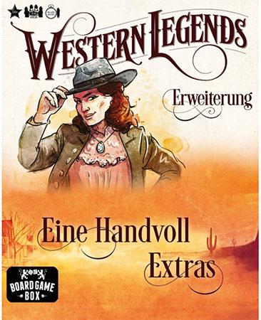 Western Legends - Eine Handvoll Extras Erweiterung