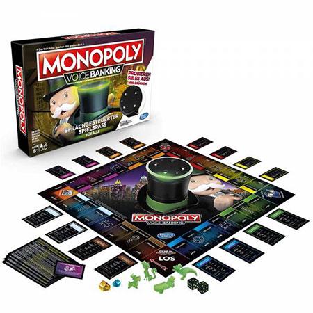 Monopoly Voice Banking (sprachgesteuert)