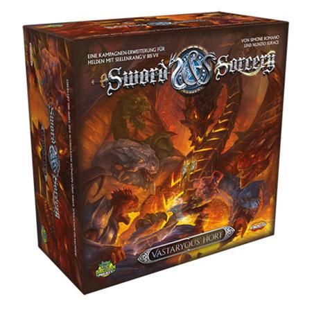 Sword & Sorcery - Vastaryous Hort Erweiterung