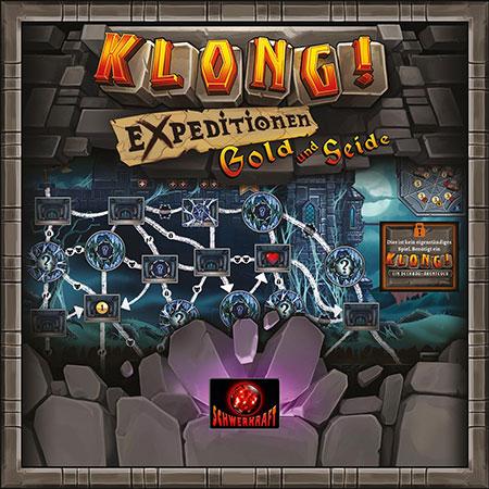 Klong! - Gold und Seide Erweiterung