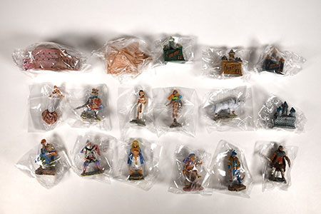 12 Realms - Ancestors Legacy Erweiterung - Bemalte Miniaturen